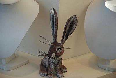 Boink Rabbit Original by Rob Hans