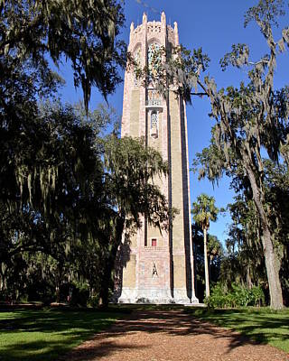 Photograph - Bok Singing Tower by Carol Bradley