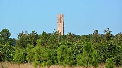 Photograph - Bok Tower In December by Carol Bradley