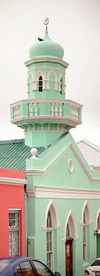 Photograph - Bokaap Mosque by Bob VonDrachek