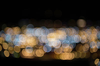 Photograph - Bokeh  by Jingjits Photography