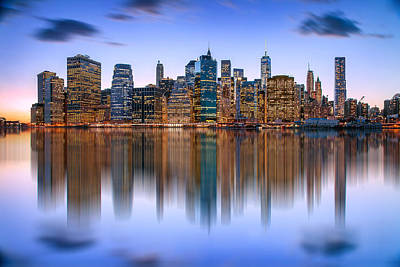 Manhattan Photograph - Bold And Beautiful by Az Jackson