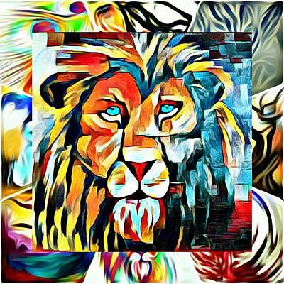 Bold As A Lion Original