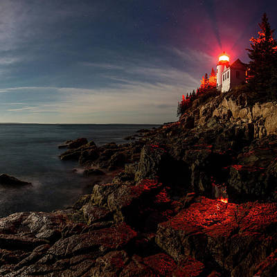 Photograph - Bold Beacon by Brent L Ander