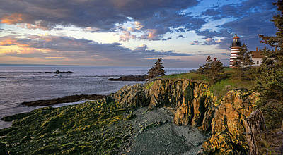 Photograph - Bold Coast Sentinel by Marty Saccone