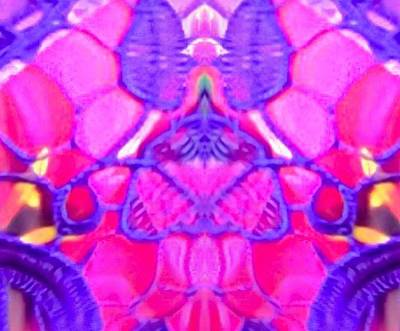 Digital Art - Boldful Tapestry  by Gayle Price Thomas