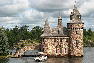 Photograph - Boldt Castle by Living Color Photography Lorraine Lynch