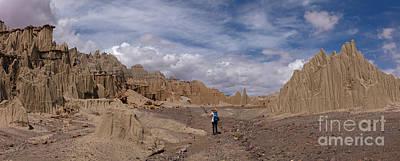 Photograph - Bolivia Rock Pinnacles by Warren Photographic