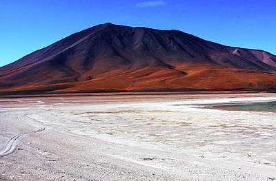 Print featuring the photograph Bolivian Altiplano, South America by Aidan Moran