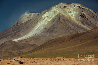 Photograph - Bolivian Highland by Gabor Pozsgai