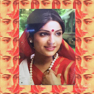 Bollywood Diva Actress Indian Bride Women Female Girls Married Life Original