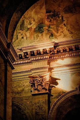 Photograph - Bologna, Italy - Last Rays by Mark Forte