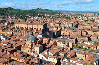 Bologna Photograph - Bologna by Pierluigi Broccoli