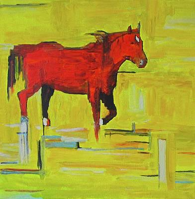 Painting - Bolt by Brenda Pressnall