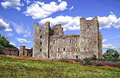 Photograph - Bolton Castle by Anthony Dezenzio