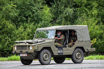 Photograph - Bombardier Iltis by Arterra Picture Library