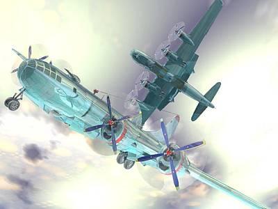Bomber Bomber Original by Kleon Modero