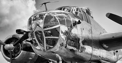 Photograph - Bomber's Eye View by Eric Miller