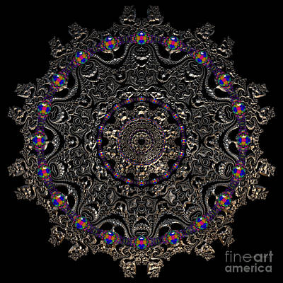 Digital Art - Bombs Away- by Robert Orinski