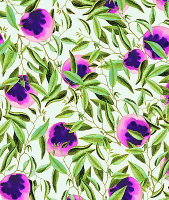 Digital Art - Bon Vivant by Uma Gokhale