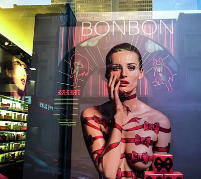 Photograph - Bonbon by Alex Lapidus