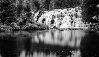 Photograph - Bond Falls by Alexey Stiop
