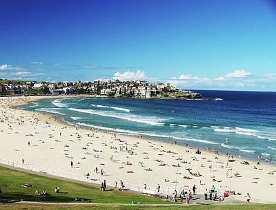 Photograph - Bondi Beach by Ellen Henneke