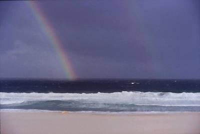 Photograph - Bondi Beach Rainbow by David Halperin