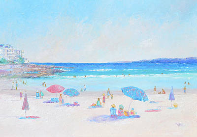 Painting - Bondi Bliss by Jan Matson