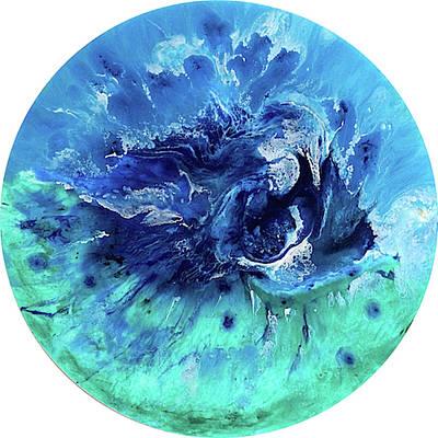Bondi Painting - Bondi Surf 1 by Marie Antuanelle