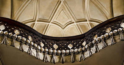 Photograph - Bone Balcony by Heather Applegate
