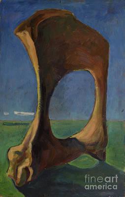Painting - Bone For Satisfaction by Oleg Konin