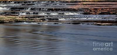 Photograph - Boney Falls by Matthew Winn