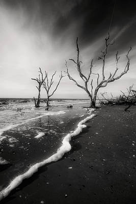 Photograph - Boneyard Beach I by Steven Ainsworth