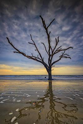 Photograph - Boneyard Reflections by Rick Berk