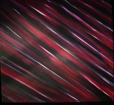 Shakira Painting - Bonlaz by Cyryn Fyrcyd