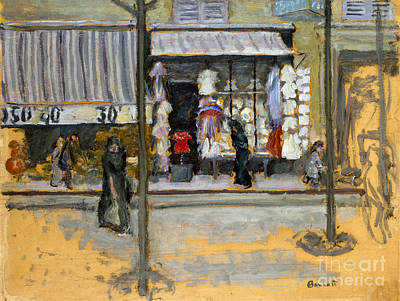 Photograph - Bonnard: Street, C1902 by Granger