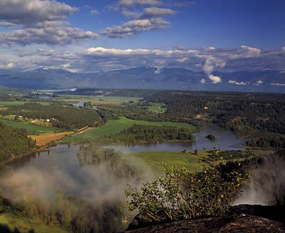 North Idaho Photograph - Bonners Ferry by Leland D Howard