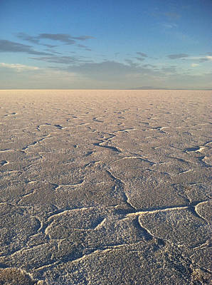 Photograph - Bonneville Horizon by Keith May