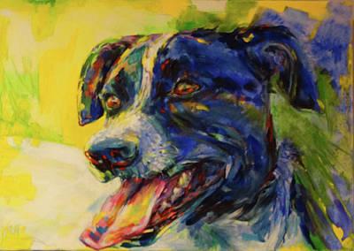 Painting - Bonny by Koro Arandia