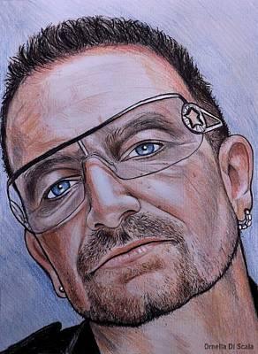 Bono Vox Portrait Original
