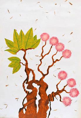 Surrealism Royalty Free Images - Bonsai Series No. 5 Royalty-Free Image by Sumit Mehndiratta