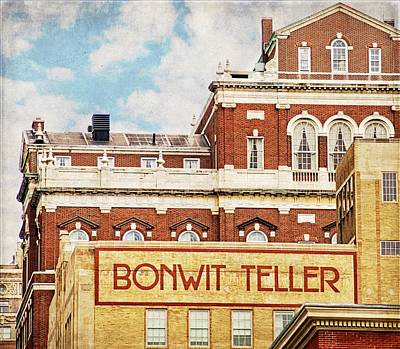 Photograph - Bonwit Teller by Alice Gipson