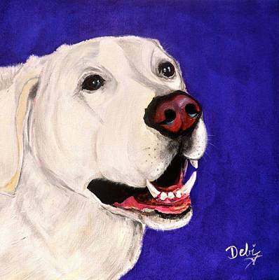 Painting - Boo by Debi Starr