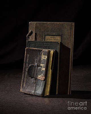 Photograph - Book Antiques by Joann Long