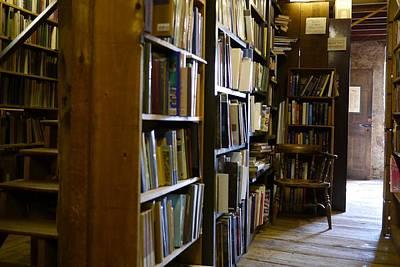 Photograph - Baldwin's Book Barn by Dutch Bieber