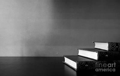 Photograph - Books by Andrey  Godyaykin