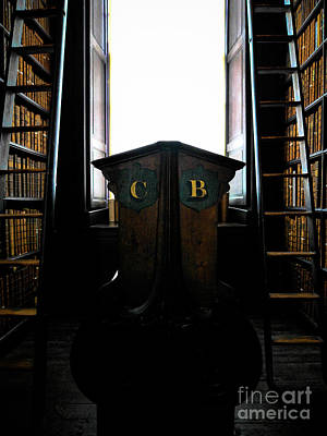 Photograph - Books Of Knowledge 8 by Lexa Harpell