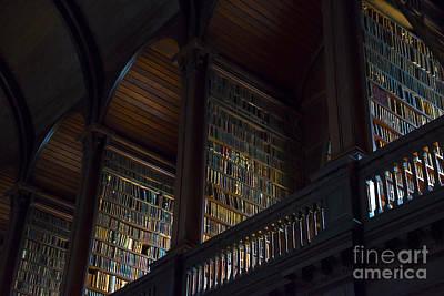 Library Digital Art - Books by Svetlana Sewell