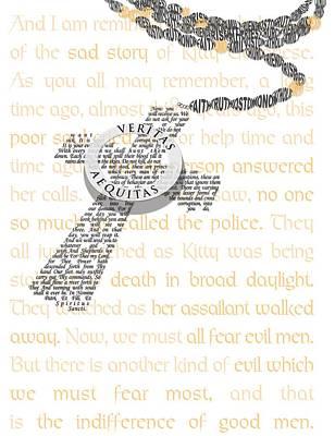Boondocks Art Print by Jennifer Westlake